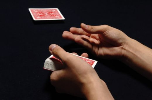 Blade academy poker
