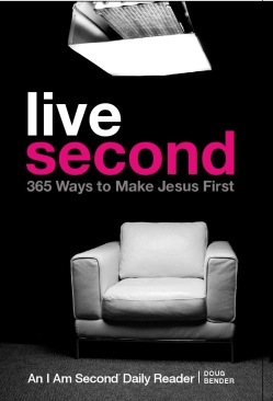 LiveSecond book cover