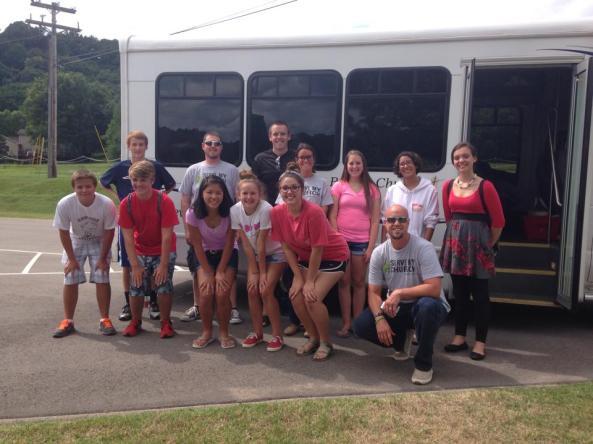 Mission Trip Team